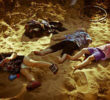 Sand Angels by Jaysen Edgin