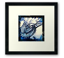 Tui Blue Period Framed Print