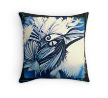 Tui Blue Period Throw Pillow