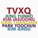 TVXQ 01 by mutantrentboy