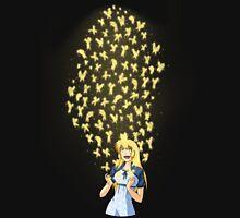 Golden Butterflies Unisex T-Shirt