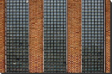 Glass Bricks by Fincher Trist