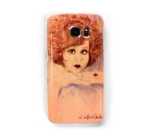 Clara, Redhead Samsung Galaxy Case/Skin