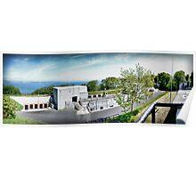 Greys Point Gun Fort Poster