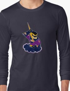 Storm Man Long Sleeve T-Shirt