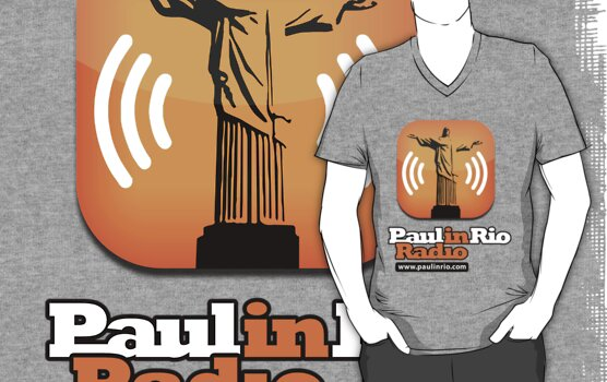 Paul in Rio Radio - The app! (1) by paulinrio