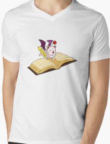 Kupo Mens V-Neck T-Shirt