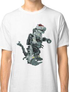 Zoidzilla 8-bit style Classic T-Shirt
