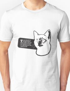 There should be cat day where there s like a ball pit but instead of balls it s cats and you can swim in cats T-Shirt