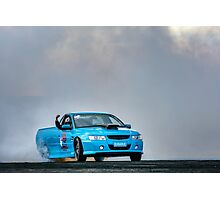 RUNAMUK Burnout Photographic Print