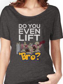 Do You Even Lift Bro - Pokemon - Conkeldurr Family Women's Relaxed Fit T-Shirt