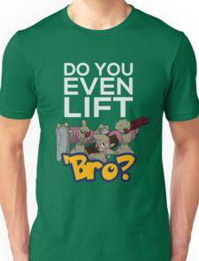 Do You Even Lift Bro - Pokemon - Conkeldurr Family Unisex T-Shirt