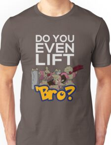 Do You Even Lift Bro - Pokemon - Conkeldurr Family Unisex T-Shirt