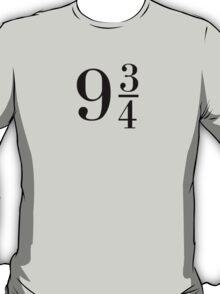 9 3/4 Hogwarts Express T-Shirt