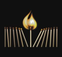 Matchsticks by best-designs