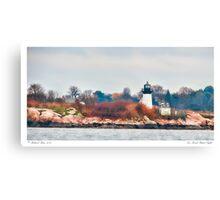 Ten Pound Island Light Canvas Print