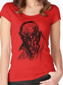 Count Orlok Women's Fitted Scoop T-Shirt