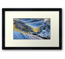 Waterdance Framed Print