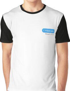 imessage  Graphic T-Shirt