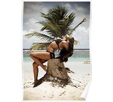 Caribbean Girl 02 Poster