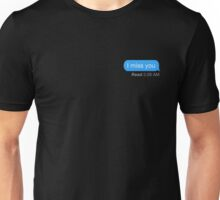 imessage  Unisex T-Shirt