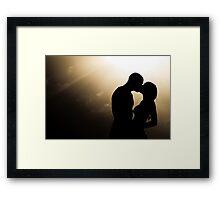 Caribbean Love 01 Framed Print