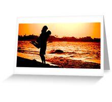 Caribbean Love 02 Greeting Card