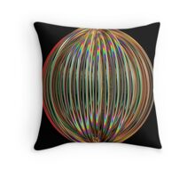 Incendia Seed Throw Pillow