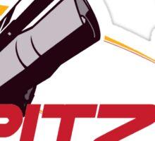 Spitzer Space Telescope Program Logo Sticker
