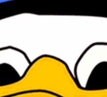 Dolan Tee Sticker