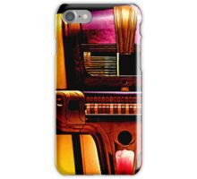 JUKE BOX MUSIC iPhone Case/Skin