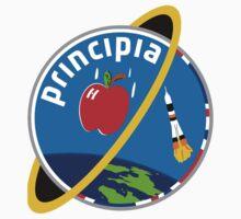 ESA's Principia Mission Logo by Spacestuffplus