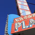 Plaza Motel by Mickey Hatt
