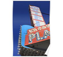 Plaza Motel Poster