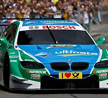 BMW M3 DTM 2012 by Delfino