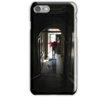 I'm off! iPhone Case/Skin