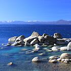 Tahoe East Shore 1 by Mickey Hatt