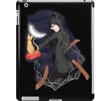 Cat woman iPad Case/Skin