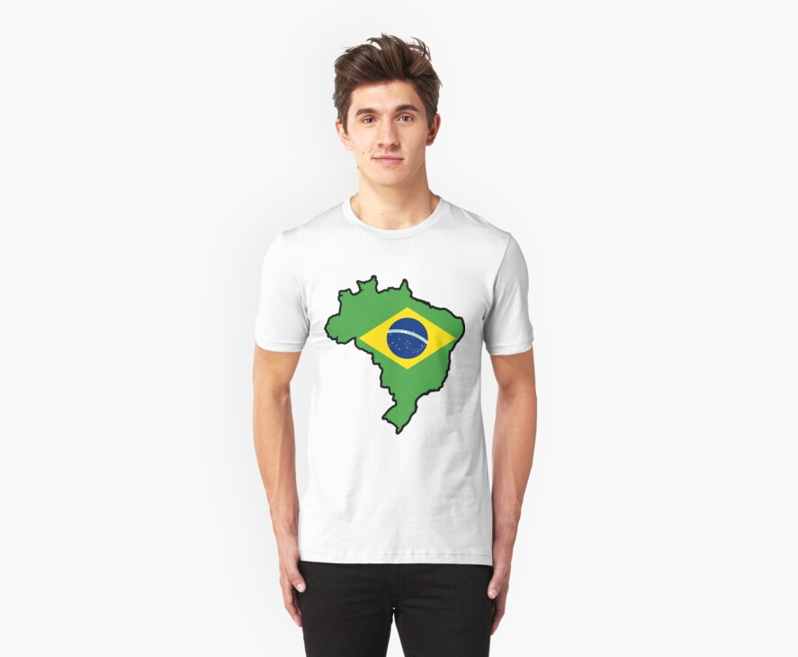 Brazil by cadellin