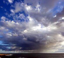 cloud power by Angelika Sielken