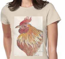 Perching in my Soul Womens Fitted T-Shirt