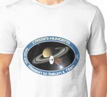 Cassini–Huygens Program Logo Unisex T-Shirt