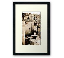 Italia 02 Framed Print