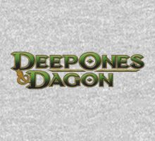 Deep Ones and Dagon by Josh Legendre