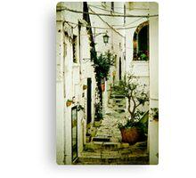 Italia 08 Canvas Print