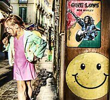 One Love! One Heart! by Maria  Gonzalez