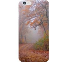 Road Less Traveled iPhone Case/Skin