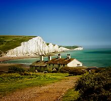 Seven Sisters, Sussex by Simon Duckworth
