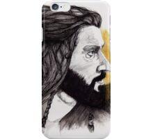 Thorin Oakenshield - King Under the Mountain  iPhone Case/Skin