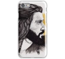 Thorin Oakenshield - King Under the Mountain  iPhone Case/Skin